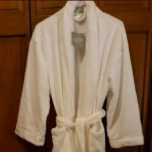 Ulta plush bath robe housecoat